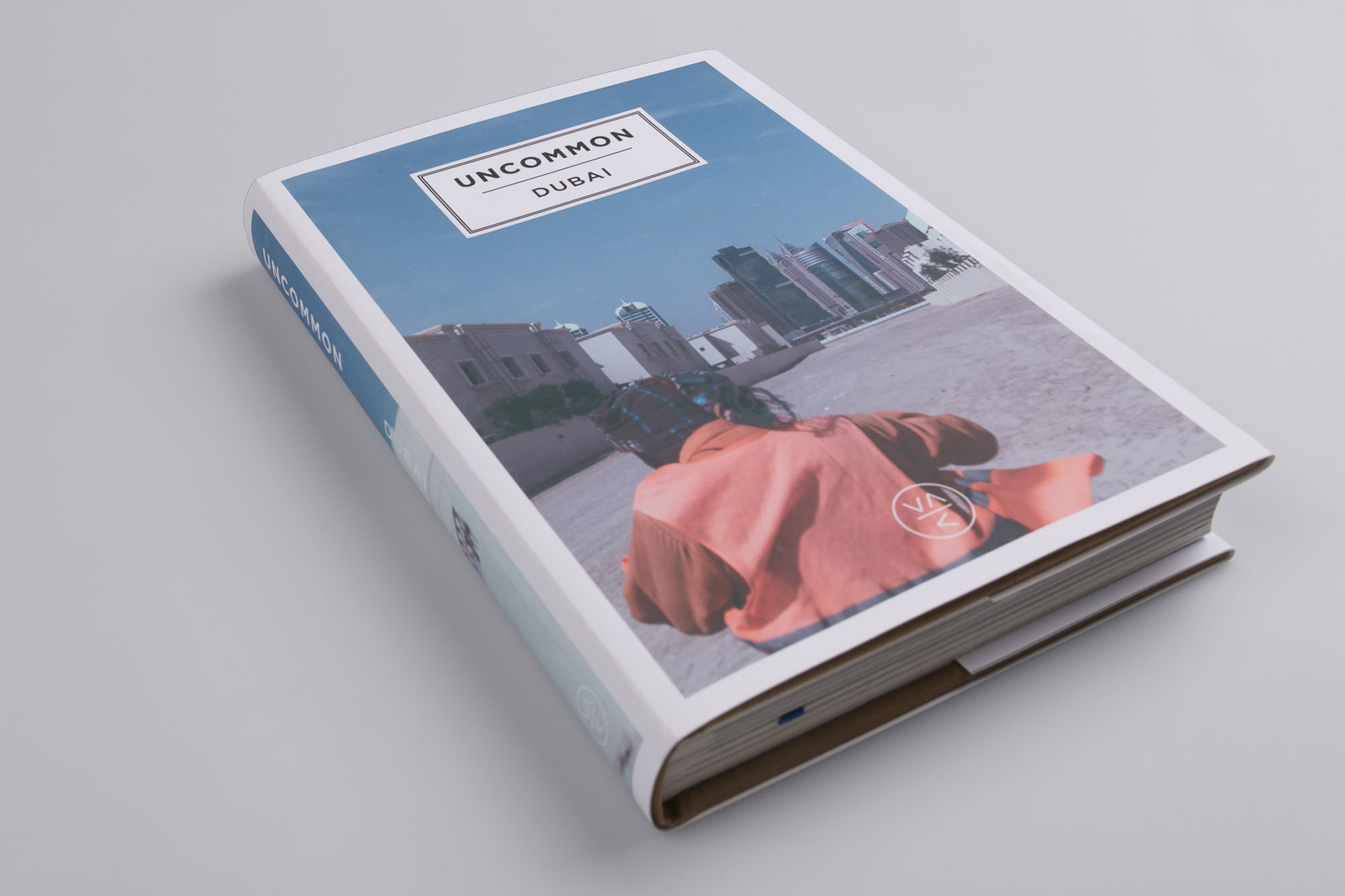 Uncommon Dubai - Cover Shoot